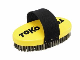 Toko Base Brush oval Copper [TO5560009]