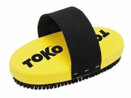 Toko Base Brush oval Horsehair [TO5560011]