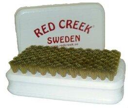RED CREEK handbrush brass fine [REDCR042]
