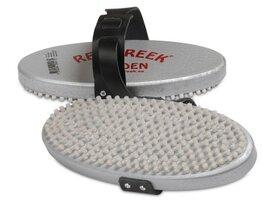 RED CREEK handbrush oval white nylon racing [REDCR047]