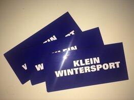 KW Krabber - transparant 13x6cm - plex 4mm [KWplex4mm]