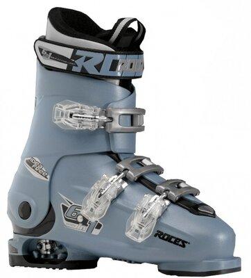 Roces Idea Up skischoen - Teal/Black (maat 35-40)