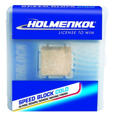 Holmenkol SpeedBlock COLD 15g [24355]