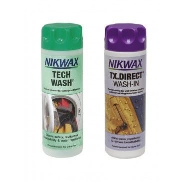 NIKWAX TECHWASH + NIKWAX TX. DIRECT