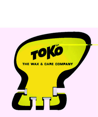 Toko multi Plexi Scraper Sharpener [TO5541910]