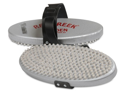 RED CREEK handbrush oval white nylon racing [REDCR047]
