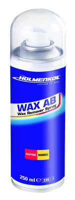 Holmenkol Wax Ab spray 250ml - waxcleaner [24410]