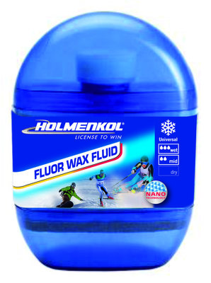 Holmenkol ski and board Fluor wax fluid [24021]