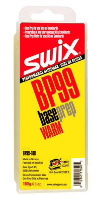 Swix Baseprep warm 180gr [BP099-180]