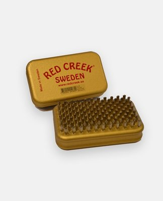RED CREEK Gold ultra fine steel brush [REDCR060]