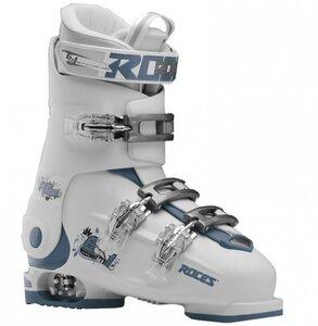 Roces Idea Up skischoen - White/Teal (maat 35-40)