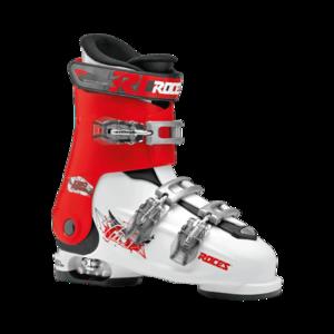 Roces-Idea-Free-White/Red/Black-22.5-25.50-(35-40)