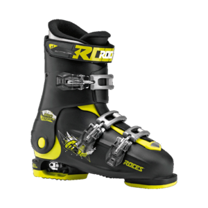 Roces Idea Free - Black-Lime 22.5-25,5 (35-40)