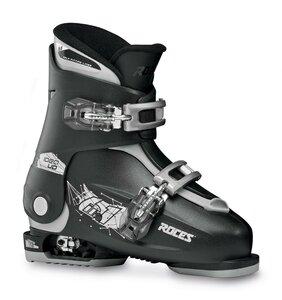 Roces Black-Silver Idea UP 22.5-25.5 35-40