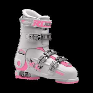 Roces Deep White-Pink Idea UP 22.5-25.50 ROZE 35-40