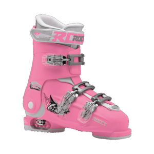 Roces Idea Free - Pink-White - 22.5-25.50 (35-40)